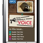 RSPCA-gaav-newsletter-template-android