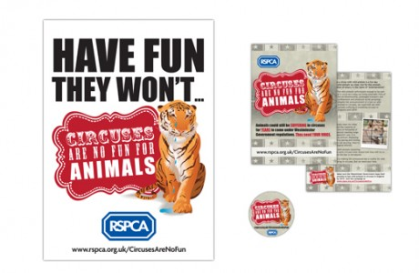 RSPCA political campaigns